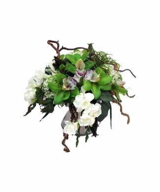 corporate arragement of orchids
