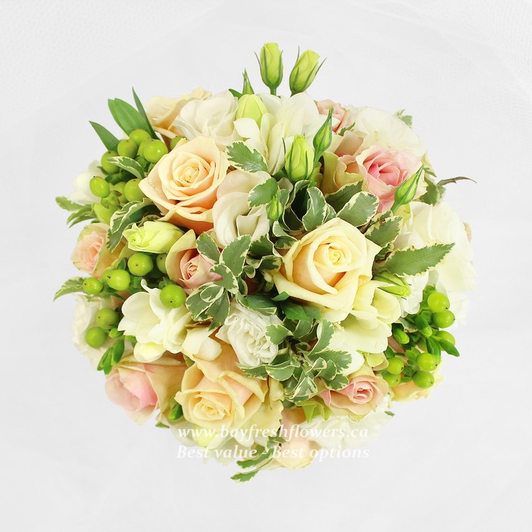Vancouver Wedding Flowers: Bridal Bouquet Buy In Vancouver. Fresh Flowers