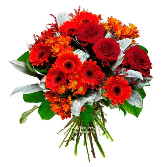 Gerbers bouquet