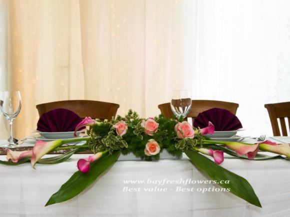 wedding flowers and centerpieces