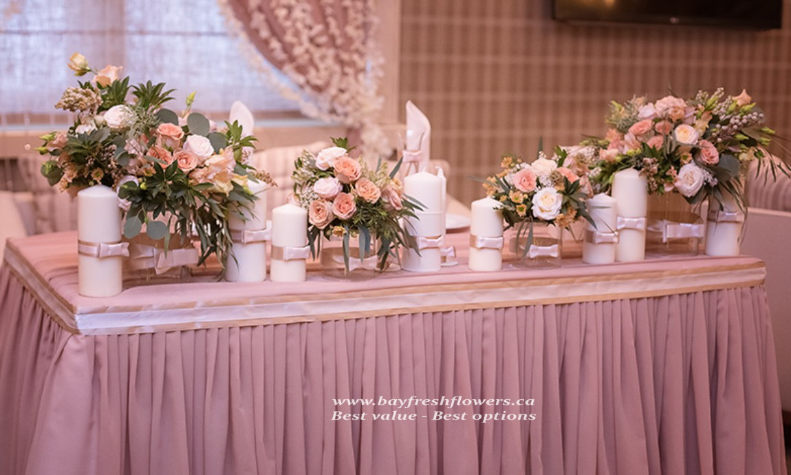 Cappuccino wedding flowers and centerpieces Buy in Vancouver. Fresh ...