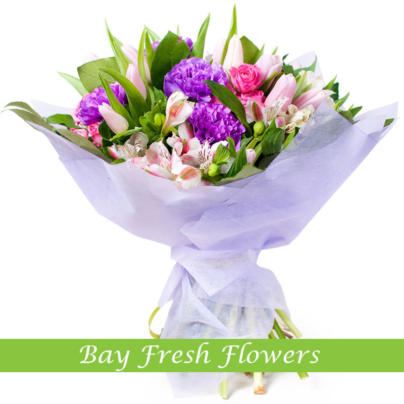 Vancouver Wedding Flowers: Bouquet. Buy In Vancouver. Fresh Flowers