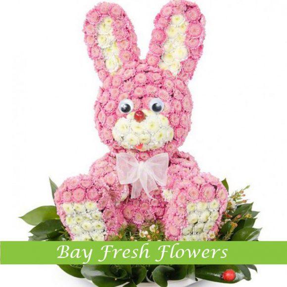 Gift pink lenten from flowers