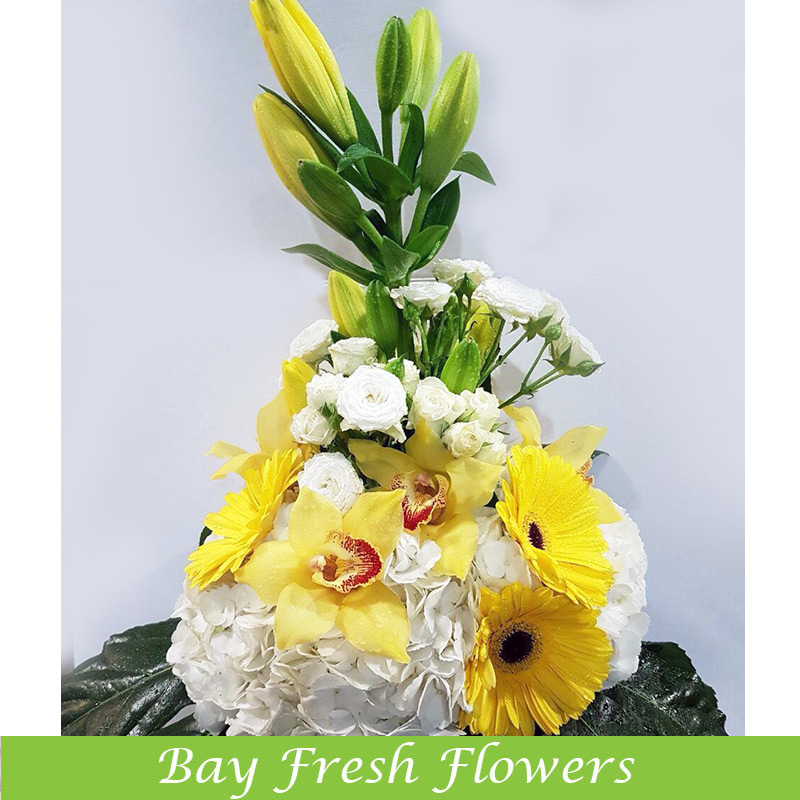 Kilimanjaro floral arrangement buy in vancouver fresh
